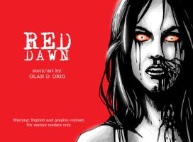 Red Dawn Cover by oleolah