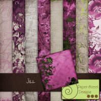 Jill-paper street designs by paperstreetdesigns
