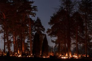 All hallow's day in Lithuania 3 by MrFotkerman