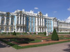 Catherine Palace by RitaFromRussia