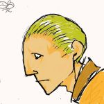 ST:DS9 - Odo doodle by Dr-Blindsy
