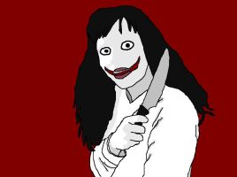 Jeff The Killer by CaprihinaGirl