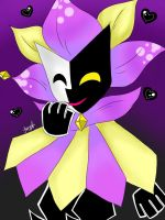 Dimentio by Jany-chan17