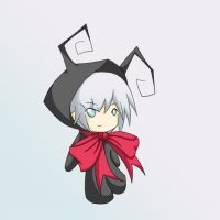 Riku in Heartless and Ribbon by bltzAori