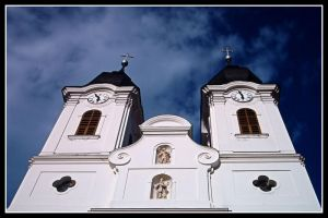 Tihany Abbey by victory-a13