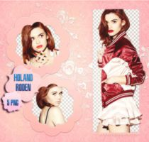 Holland Roden PNG Pack by eminemutlu