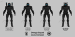 Omega Squad - Republic Commando by TheMatsuyama