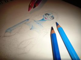 Corpse Bride by Thalie-Na