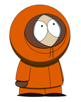 Kenny McCormick by PurpleHunterKitty