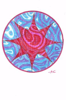 Astral Compass by alf999