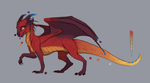 dragon adopt auction [CLOSED] by draktau