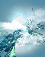 Fly: C4D on the Clouds by klaib