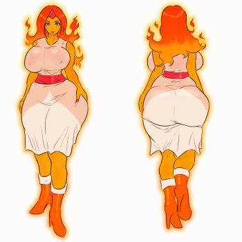 Flame Princess by Jay-Marvel