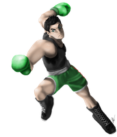 Little Mac by EmilyKiwi