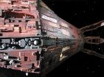 Red Dwarf - The Red Dwarf [J.M.C. Mining Ship] 3 by DoctorWhoOne