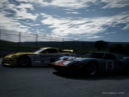 GT4- Ford GT40 2 by Shroomkin