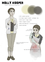 AU: The Pathologist by wasitelves