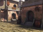 Midday in Balmora by Minomi9