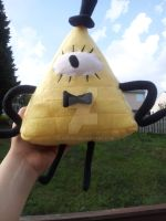 Bill Cipher of Gravity Falls 2 by SandFan