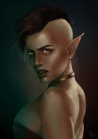 Naevea Tabris by skin-dancer