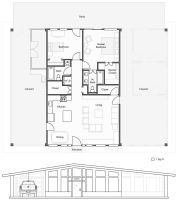 Westwood Lakes House Design by squirrelfire