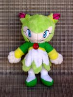 Sonic X Cosmo Plush by Patchwork-Shark