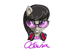 Octavia: Vinyl Mode Engaged by vicse