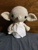 Dobby the House elf by lopsidedcharm