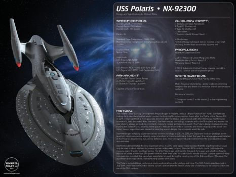 Polaris Specifications by trekmodeler
