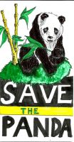 Save the panda by LilithHatchersoon