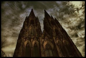 Cologne Cathedral by Strange69