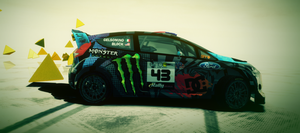 Ken Block - Hoonigan Racing Division - 2013 by I-W-E