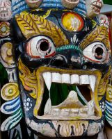 Chinese Mask by melanie12271994