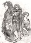 Character Sheet: Rose Weasley by Catching-Smoke