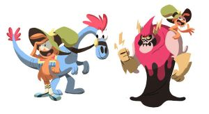 Wander Over Yonder by Hodori