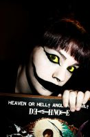 DeathNote Ryuk by MelodieLee