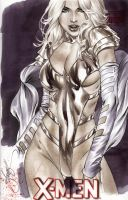 Phoenix 5 White Queen by ebas