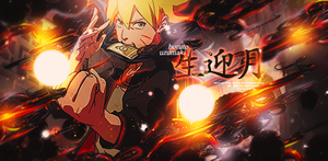 Boruto Uzumaki by LifeAlpha