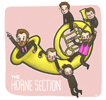 the horne section by dongpeiyen1000