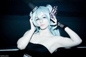 The Moonlit Songstress by OppositeCosplay