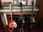 George Harrison Guitar Collection by rori77