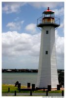 Cleveland Point Lighthouse by wilderBeest