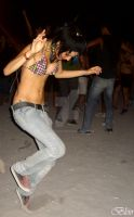 Dancing in Vama Veche by Blooandru