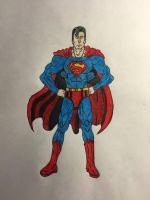 Superman by Ginger0717