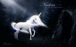 Nadira: the essence of timeless beauty by CristaliaART