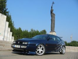 VW Corado by Spoilerizzz