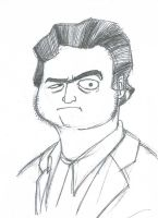 this is my first caricature dr by BDTXIII