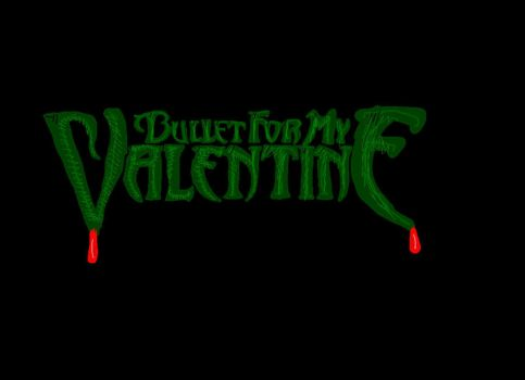Bullet For My Valentine by pokezilla