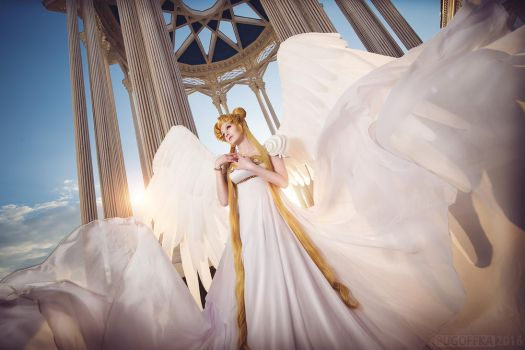 Princess Serenity by Pugoffka-sama
