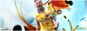 OLIVER GIROUD by HT4GFX